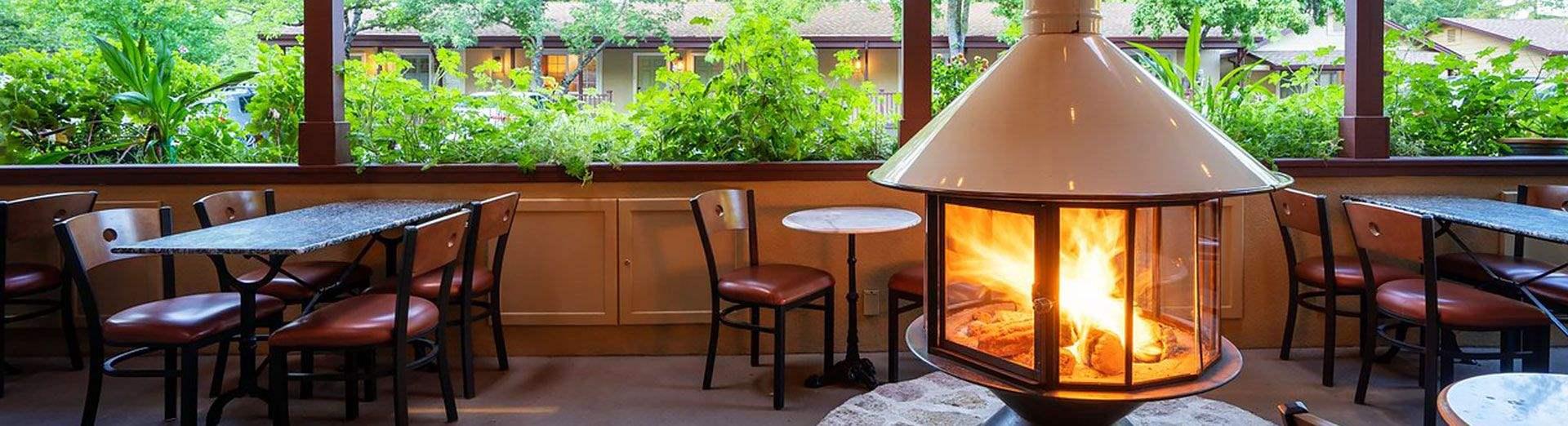 The Inn on Pine, Calistoga, California